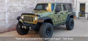 Jeep Build Your Own Build Your Own Rugged Jeep Frame Built Modular Bumper