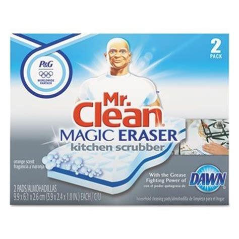 Sponge Magic Cleaner Pembersih Lantai of mr clean magic eraser kitchen scrubbers