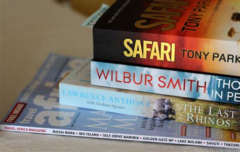 9 great safari books to read before you go wings