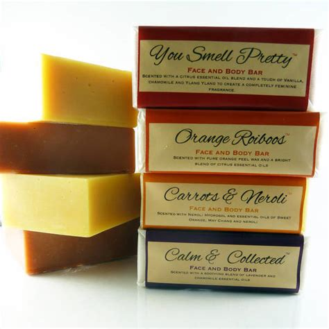 Handmade Soap Labels - handmade cold process soap labels by homespun apothecary