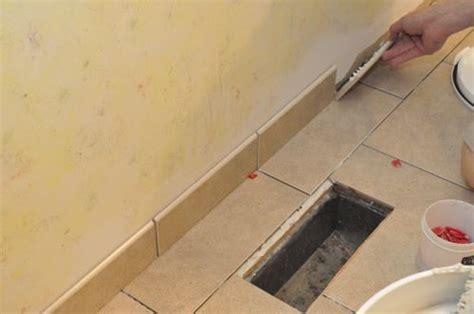 Replacing Bathroom Baseboards How To Tile A Bathroom Shower Walls Floor Materials