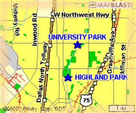 highland park texas map texas schoo highland park texas school district map