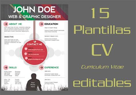 Plantillas Curriculum Vitae Creativo Para Rellenar como hacer un curriculum vitae como hacer un curriculum