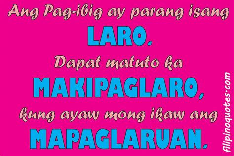 Love Quotes For Him Tagalog by Mga Tagalog Love Quotes Quotesgram