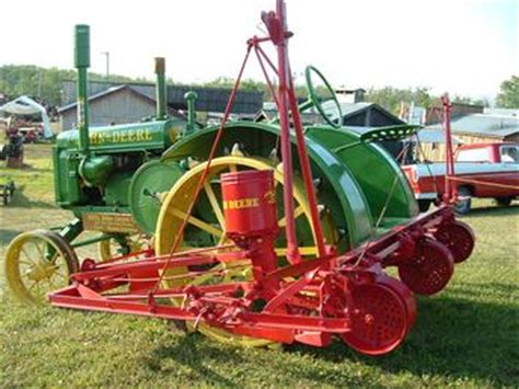 3 Row Corn Planter by 1931 Deere Gp With 3 Row Planter Tractorshed