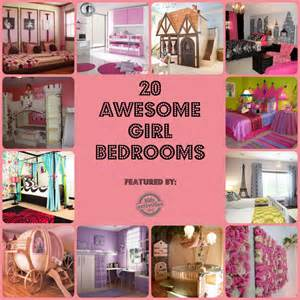 20 awesome girl bedrooms 15 cool ideas for pink girls bedrooms digsdigs