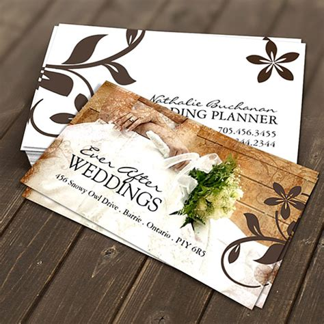 wedding planner business card templates free 100 creative and inspiring business card designs