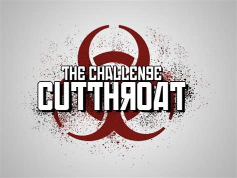 mtv the challenge cutthroat cutthroat the challenge wiki