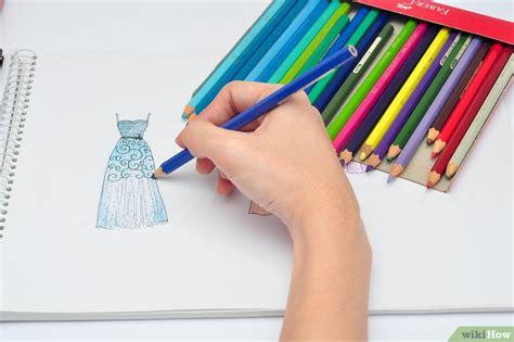 fashion design maker how to c 243 mo hacer un cuaderno de dise 241 o de modas 9 pasos