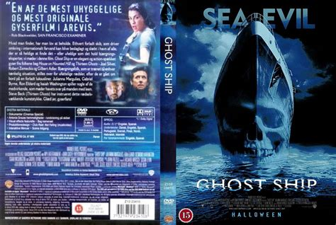 schip covers covers box sk ghost ship 2006 high quality dvd