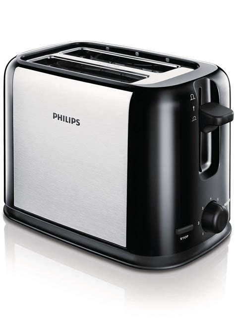 Pemanggang Roti Philip daily collection toaster hd2586 20 philips