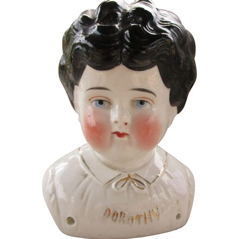 china doll antique china doll marked dorothy from