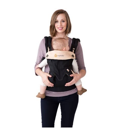 Ergo Baby 360 Carrier ergobaby four position 360 carrier grey