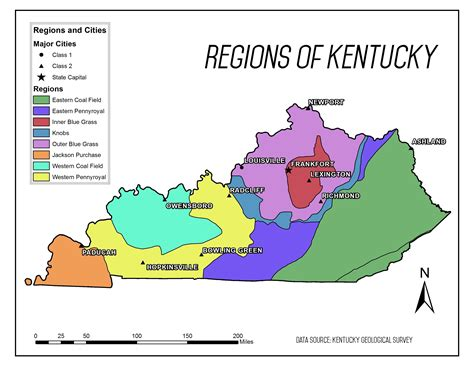 Region Of Kentucky by Overview For Stonewall072