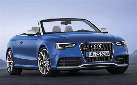 Audi A5 Convertible 2014 by 2014 Audi A5 Cabriolet Top Auto Magazine