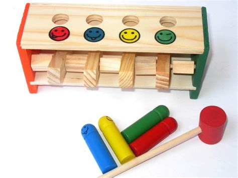 Permainan Pukul Kayu Untuk Anak Anak Murah permainan pukul kayu untuk anak anak yellow