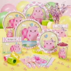 Photo gallery of the baby shower party supplies