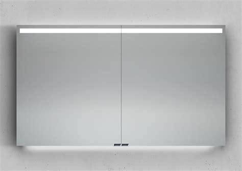 spiegelschrank 120 cm integrierte led beleuchtung