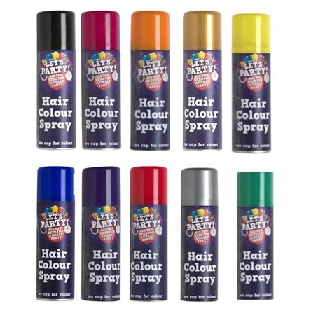 does colored hair spray wash out best 25 coloured hair spray ideas on hair