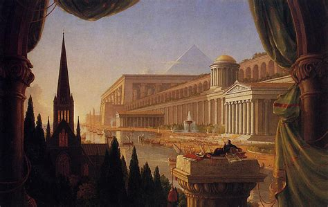 famous architects in history file cole thomas the architect s dream 1840 jpg