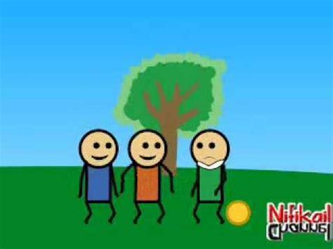 cara membuat film pendek lucu animasi lucu bola part 2 youtube