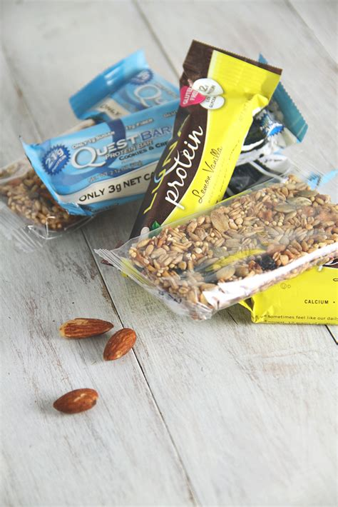 top protein bars for weight loss the best 5 protein bars for weight loss jar of lemons