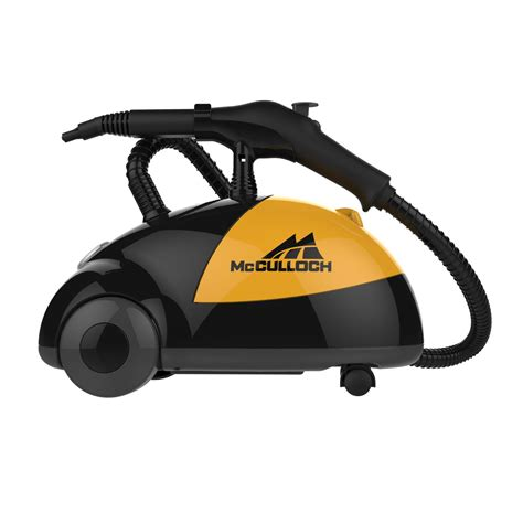 Car Upholstery Steam Cleaner Rental by Mcculloch Mc 1275 Heavy Duty Steam Cleaner Review What