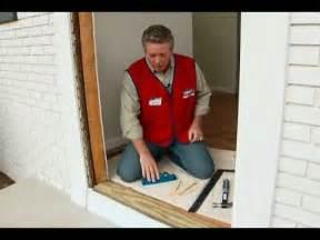 How To Install Exterior Doors How To Install A Pre Hung Exterior Door