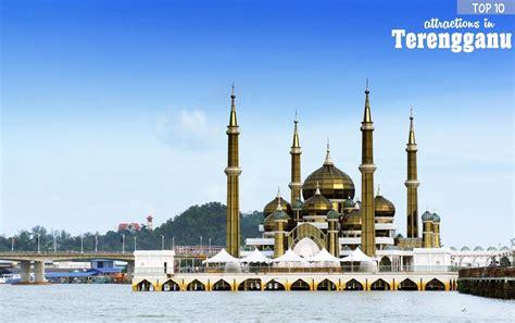 top  attractions  terengganu malaysia easybook