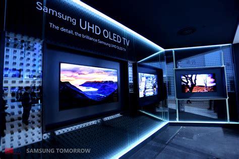 Tv Samsung Oled samsung unveils uhd oled tv at ifa 2013 samsung global newsroom