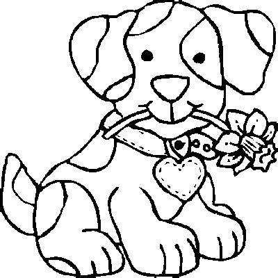 interactive magazine dog coloring pages for kids
