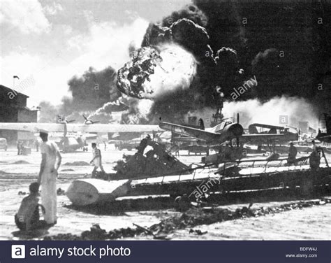 pearl harbour attack by japan on the us base in oahu