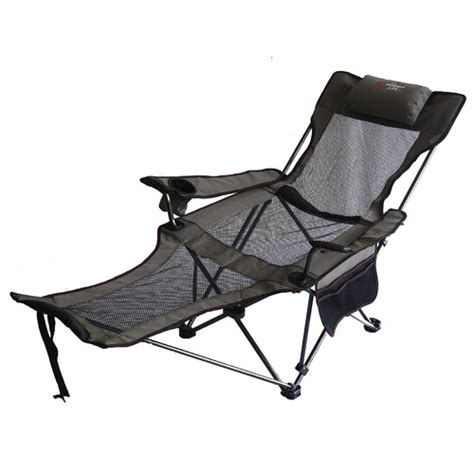 portable reclining chair ore portable mesh lounger reclining chair reviews wayfair