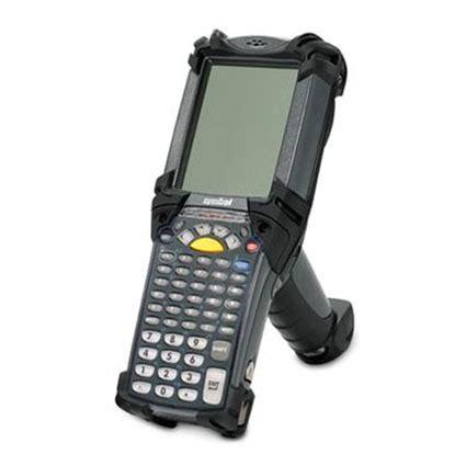 mc9000 wireless rf scanner rental tracker