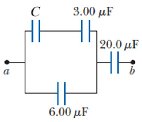 capacitor charging paradox solved four capacitors are connected as shown in the figure below let c 2 answers