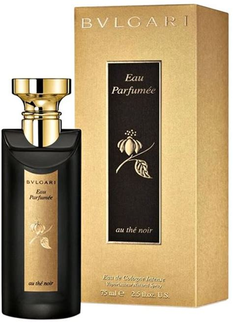 Parfum Bvlgari Noir Original eau parfumee au the noir by bvlgari for eau de parfum 75ml price review and buy in