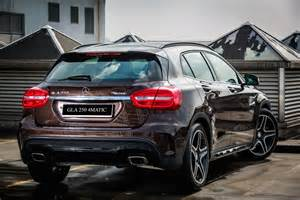 Mercedes Gla 250 Price Mercedes Gla Class Suv Launched In Malaysia Gla 200
