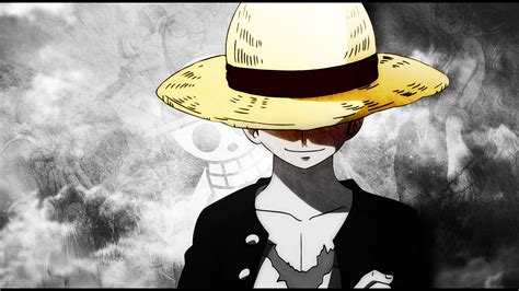 piece straw hat monkey  luffy scars straw hat
