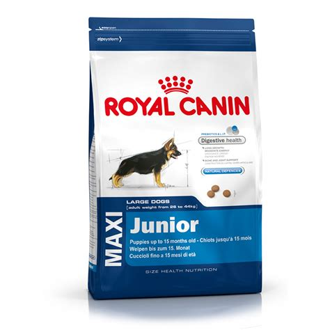 royal canin food reviews royal canin maxi junior food petbarn