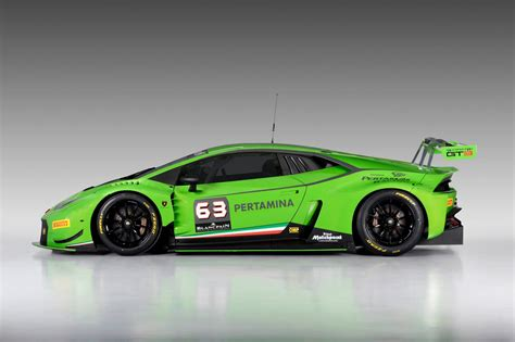 2015 Lamborghini Huracan Gt3 Racecar Wallpapers9
