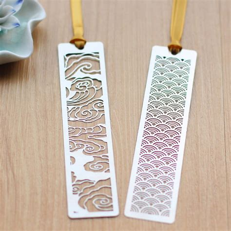 Metal Bookmark by Popular Personalized Metal Bookmarks Buy Cheap