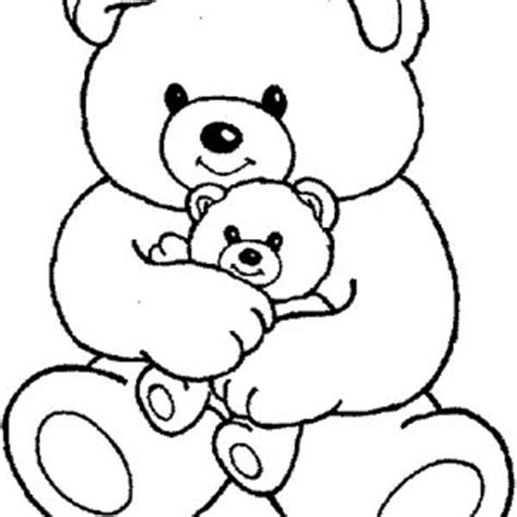 teddy bear with rose coloring page teddy bear flower bouquet coloring pages coloring pages