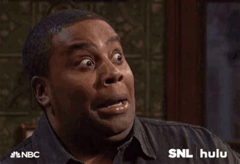 scared saturday night live gif by hulu find & share on giphy