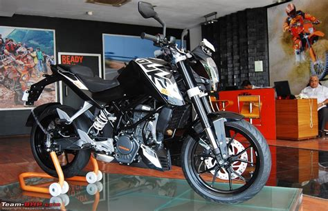 Ktm Duke 200 Price In Bangalore Ktm Duke 200 Launched An Introductory Price Of Rs 1