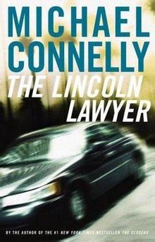 what is the lincoln lawyer about the lincoln lawyer