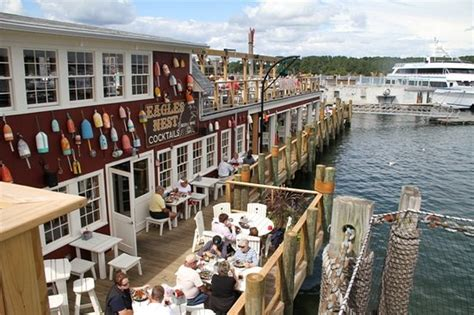top restaurants in bar harbor maine stewman s downtown lobster pound bar harbor menu