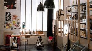 chambre style atelier architecture design sncast