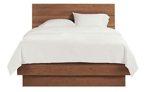 Hudson Wood Bed   Modern Beds & Platform Beds   Modern