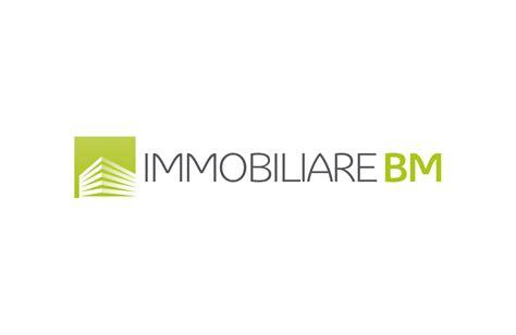 bm casa immobiliare logo agenzia immobiliare bm creativemotions