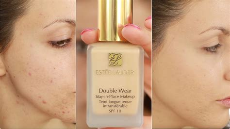 Estee Lauder Wear Foundation Review estee lauder wear stay in place makeup spf 10 review